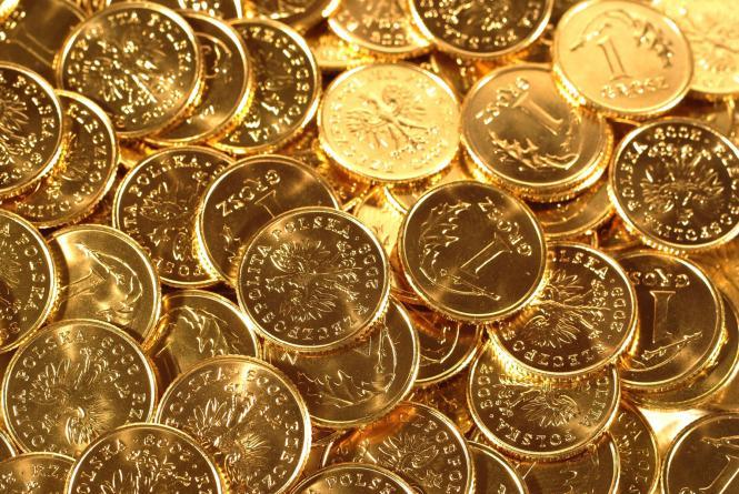 Monetki jednogroszowe