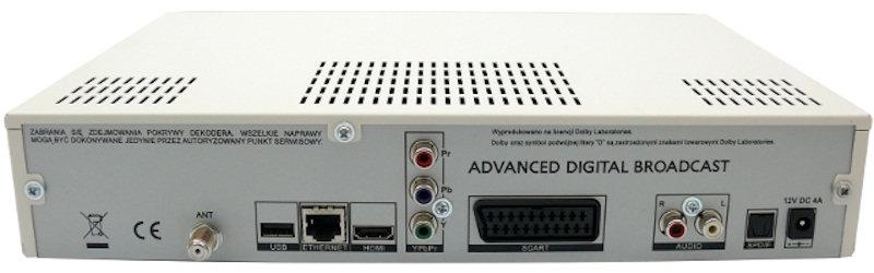 NBOX HD 5800s TYL