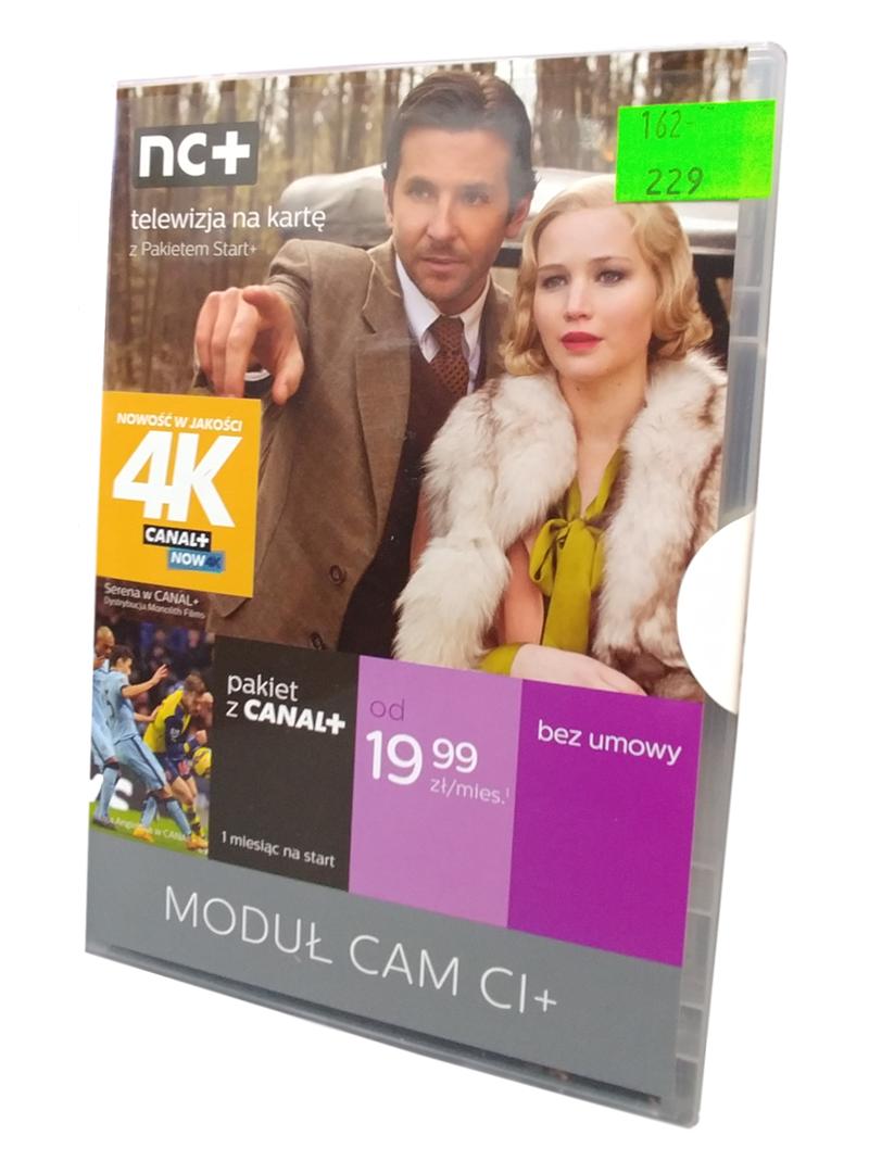 Telewizja Na Karte W Niemczech.Moduł Nc Cam Ci Pakiet Extra Z Canal 1 Miesiąc