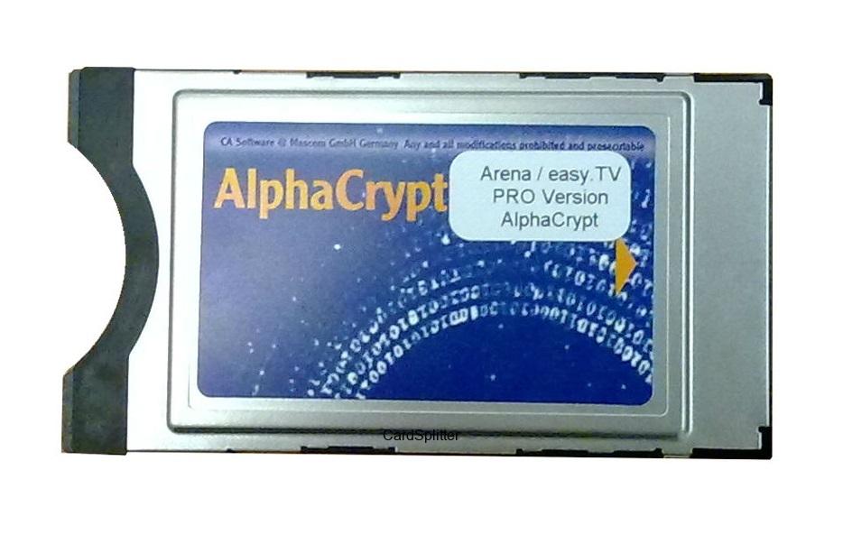 Modul Ci Alphacrypt Wielostrumieniowy Wersja Pro